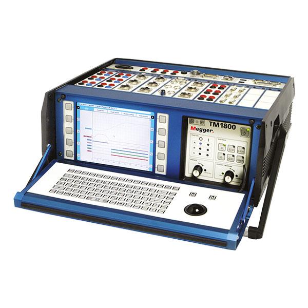 Leistungsschalter-Analysesystem TM1800