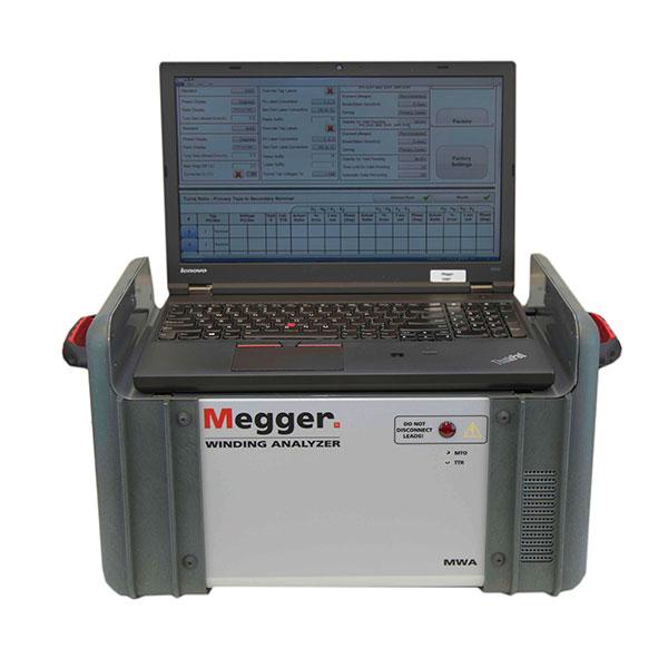 Megger MWA300 und MWA330A